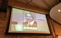 The memorial service for the late Kofi Annan coordinated by United Nations South Africa held at UNISA in Pretoria on 24 August 2018. Picture: Katleho Sekhotho/EWN