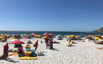 FILE: Clifton Beach in Cape Town. Picture: Cindy Archillies/EWN.