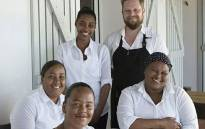 Wolfgat Restaurant was announced as restaurant of the year at the Inaugural World Restaurant Awards in Paris this week. Picture: Kobus van der Merwe