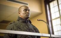 FILE: Elvis Ramosebudi in the Johannesburg Magistrates Court on 28 April 2017. Picture: Thomas Holder/EWN.