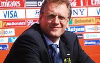FILE: Former FIFA general secretary Jerome Valcke at the International Broadcast Centre in Johannesburg. Picture: EWN.
