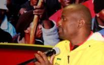 FILE: Former Numsa president Cedric Gina. Picture: numsa.org.za