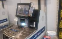 Pick n' Pay self-service checkout. Picture: Facebook