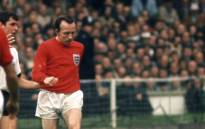 FILE: Nobby Stiles in action for England. Picture: @England/Twitter