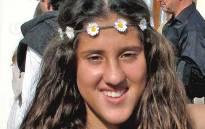 FILE: Murdered teen Franziska Blochliger. Picture: Facebook