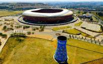 A view of the FNB Stadium in Johannesburg. Picture: Facebook.com