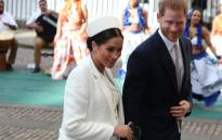 The Duke and Duchess of Sussex. Picture: Twitter/@kensingtonroyal