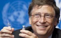 Billionaire philanthropist Bill Gates. Picture: United Nations Photo