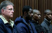 Ina Bonnette's attackers, Johan Kotze and three of his co-accused were found guilty of raping and mutilating her in the North Gauteng High Court.Picture: Sebabatso Mosamo/EWN