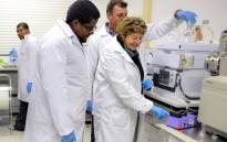 FILE: South Africa sees the introduction of a scanner that significantly accelerates the diagnostic process for cancer-spread and tuberculosis. Picture: Anne Grobler.