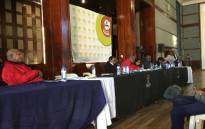 FILE: Members of Parliament's constitutional review committee pictured during a land debate in Welkom on 3 July 2018. Picture: Kgomotso Modise/EWN.