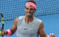World number one Rafa Nadal. Picture: @AustralianOpen