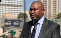 New Joburg Mayor Jolidlee Matongo. Picture: @CityofJoburgZA/Twitter.