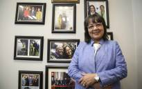 Patricia de Lille pictured on her last day in office as mayor of Cape Town on 31 October 2018. Picture: Bertram Malgas/EWN