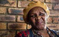Elderly voters cast their special vote on 06 May at Soweto Home for the Aged. Picture: Kayleen Morgan/EWN