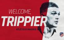 Atletico Madrid announced on its website that it signed England defender Kieran Trippier on 17 July 2019. Picture: en.atleticodemadrid.com