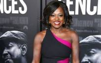 FILE: Actress Viola Davis. Picture: AFP.