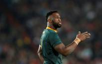 South Africa's captain Siya Kolisi in action against England on 9 June 2018. Picture: Reuters