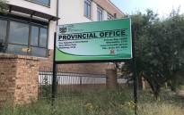 FILE: The North West Department of Health head office in Mahikeng. Picture: Masechaba Sefularo/EWN