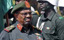 FILE: Ousted Sudanese President Omar al-Bashir. Picture: AFP.