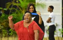 A mother celebrates at her daughter's graduation at UKZN on 1 April 2019. Picture: UKZN/Facebook