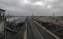 Phillipi train station. Picture: Cindy Archillies/EWN