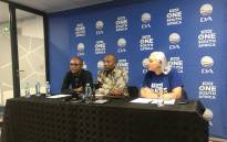The DA held a press briefing on 25 March 2019 at its headquarters in Bruma, Johannesburg, to announce its action plan to address the energy crisis facing South Africa. Picture: Thando Kubheka/EWN