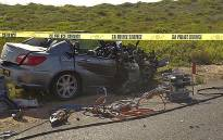 FILE: The fatal collision happened during the early hours of the morning. Picture: Supplied