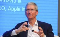 Apple CEO Tim Cook. Picture: EPA.