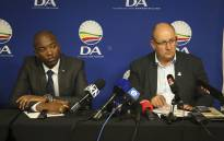 Mmusi Maimane addresses media on Athol Trollip ousting in Cape Town on 28 August 2018. Picture: Cindy Archillies/EWN