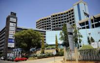 FILE: SABC headquarters in Johannesburg. Picture: AFP.