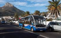 FILE: A MyCiTi bus seen in Cape Town. Picture: @MyCiTiBus/Twitter.