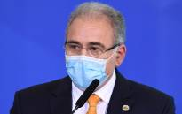 Brazilian Health Minister Marcelo Queiroga. Picture:Evaristo Sa / AFP