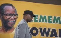 FILE: Arts and Culture Minister Nathi Mthethwa at an ANC briefing. Picture: EWN