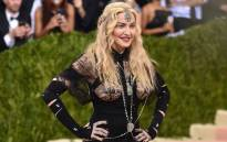 Madonna at the 2016 Met Gala. Picture: AFP.