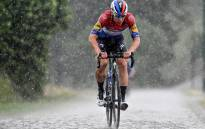 Dutch cyclist Fabio Jakobsen (23) was thrown into and over a barrier at 80km/h.
