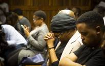 Lerato Sengadi during proceedings at the Johannesburg High Court on 2 November 2018. Picture: Kayleen Morgan/EWN