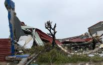 This handout picture taken and released on 18 March 2019 by the United Nations World Food Programme (WFP) shows damages in Beira, Mozambique, in the aftermath of the passage of the cyclone Idai. Picture: AFP
