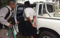 A 35 year-old Home Affairs official was arrested in Nigel for issuing fraudulent birth certificates. Picture: Vumani Mkhize/EWN.