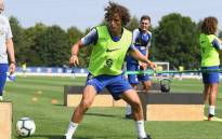 Chelsea's David Luiz. Picture: Facebook.