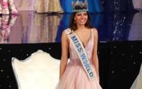 Puerto Rico's Stephanie Del Valle was crowned Miss World 2016. Picture: Twitter @MissWorldLtd.