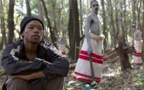 A screengrab of a scene from 'Inxeba: The Wound' film. Picture: YouTube.