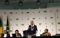 ANC press conference on 16 April 2017. Picture: Kayleen Morgan/EWN