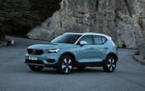 The Volvo XC40 is a semifinalist in the 2018 SA Car of the Year competition. Picture: Supplied.