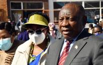 President Cyril Ramaphosa visits COVID-19 vaccination site in Tembisa.