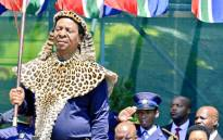FILE: The Ingonyama Trust controls close to three million hectares of land in the province and collects over R100 million annually from those occupying the land. Zulu King Goodwill Zwelithini is the sole trustee. Picture: @kzngov/Twitter