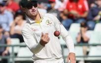 Australian Batsman Cameron Bancroft. Picture: @CricketAus/Twitter