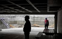 A construction site. Picture: Sethembiso Zulu/EWN