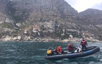 Members of the City of Cape Town Marine and Environmental Law Enforcement Unit patrolling along the Atlantic seaboard. Picture: Kaylynn Palm/EWN