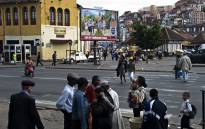 FILE: People have coffee in Antananarivo in Madagascar's. Picture: AFP.
